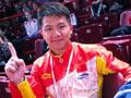 金牌人物-中国吊环王:陈一冰