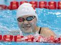 叶诗文女子400米混合泳破纪录夺金