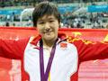 女子200米混合泳 叶诗文破奥运会纪录夺冠