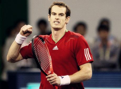 金牌人物-东道主英国网球选手:穆雷
