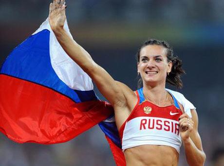 金牌人物-伊辛巴耶娃