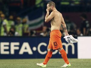 荷兰1-2德国精华