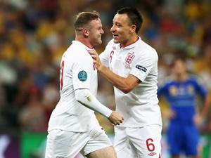 英格兰1-0乌克兰全场精华