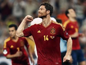 西班牙2-0法国全场精华