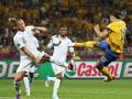 欧洲杯小组赛十佳球-伊布逆天凌空抽射冠绝小组赛