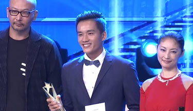 第20届上影节亚新奖颁奖礼-最佳男演员:陈泽耀《分贝人生》