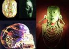 玛雅文物中罕见的外星雕刻