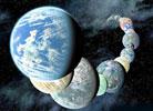 两个地球的分割猜想