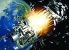 太空垃圾与ISS擦肩而过