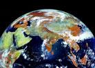 一亿素拍摄的美丽地球