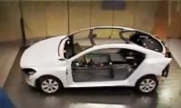 沃尔沃S60概念车 4个月转化为60秒