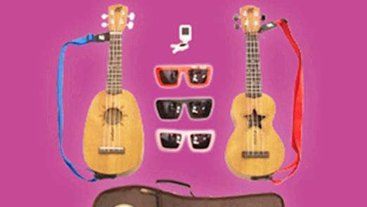 最好的我们插曲吉他谱-台风尚奖1名 最佳上镜奖1名 夏威夷小吉他套装1000元 本届大赛丰厚