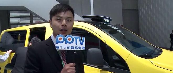 """现场说车:纽约""""未来出租车"""" NV200"""