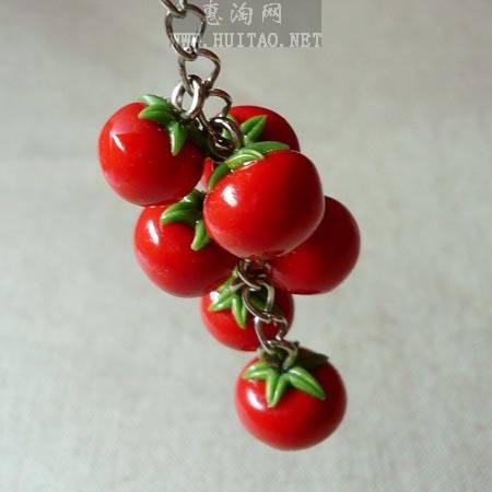 西红柿做手工制作图片