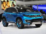 长安铃木iv-4概念车正式发布