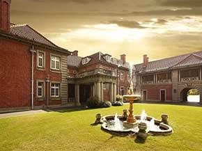洲际历史经典酒店