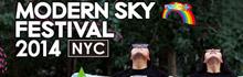 纽约2014摩登天空音乐节
