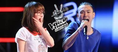 中国好声音正式开赛 选手惊艳开嗓