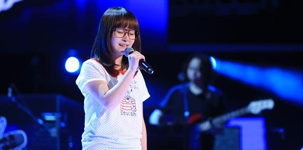 情到深处意味浓 中国好声音选手现场激情演唱