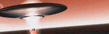 UFO出没,请注意