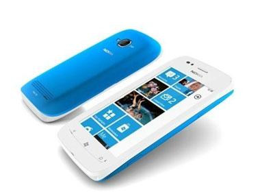 Mango系统中端机 诺基亚Lumia 710发布
