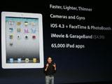 2011年苹果iPad2发布会
