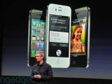 2011年苹果发布iPhone 4S