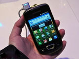 三星Galaxy四款手机体验