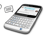 HTC facebook手机